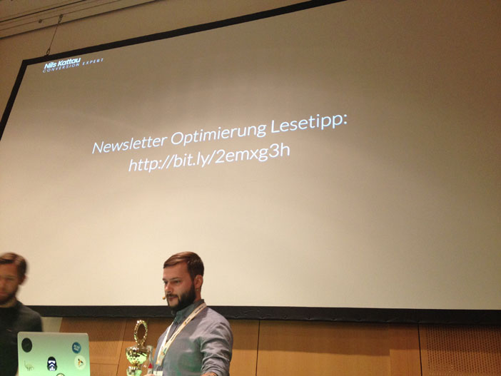 Nils Kattau - Conversion Optimierung
