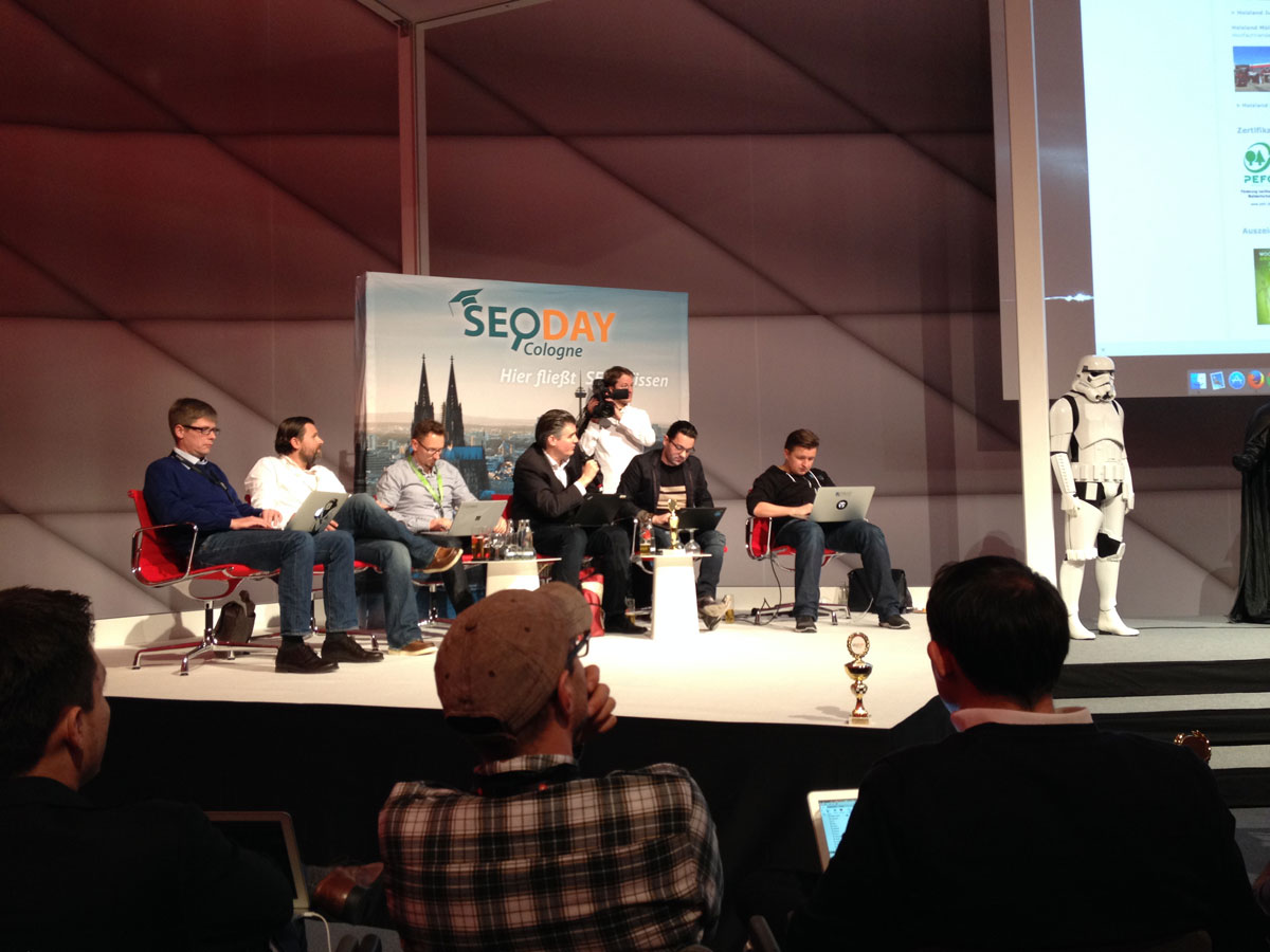 SEO Day Super Panel