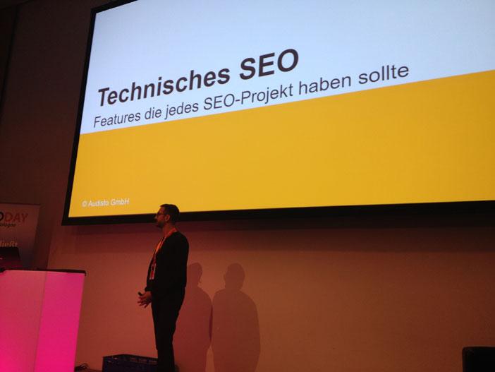 Technisches SEO by Tobias Schwarz