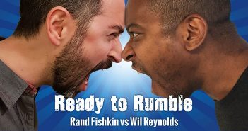 Rand Fishkin und Wil Reynolds im Gespräch