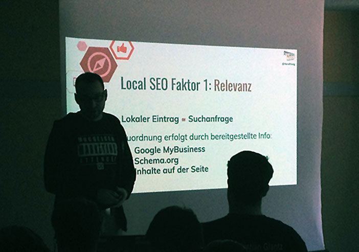 Local SEO like a PRO mit Hans Jung
