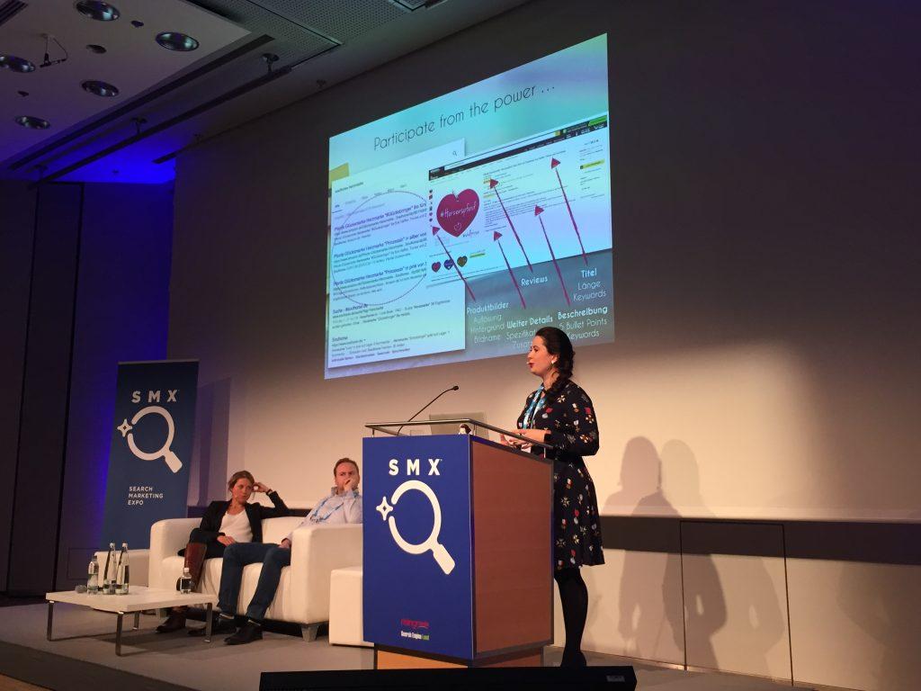Scarlett Wycisk und Marc Aufzug über Vorteile der E-Commerce-Suche