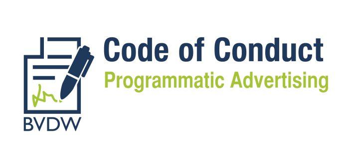 Code of Conduct Programmatic Advertising spacedealer ist beigetreten