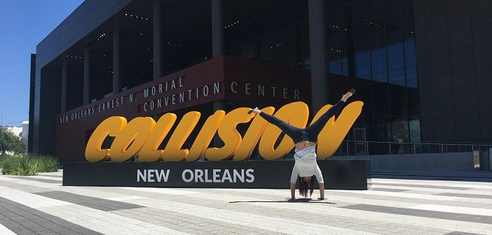 Tech meets Jazz: Die Collision Conf 2017 in New Orleans
