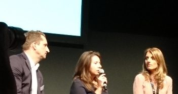 dmexco 2017 Intent Data Panel mit Dorota Karc