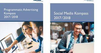 BVDW Kompass 2017/2018 Programmatic Advertising Kompass & Social Media Kompass