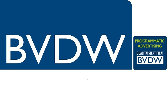 BVDW mit Programmatic-Advertising-Qualitätszertifikat 2017