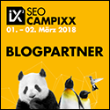 Blog Partner SEO Campixx 2018