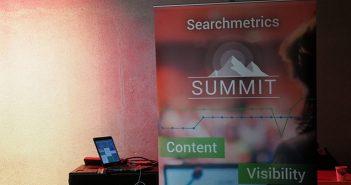 Recap Searchmetrics Summit 2017