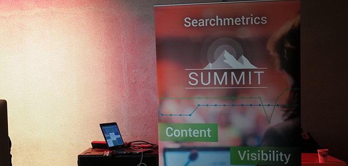 Recap Searchmetrics Summit 2017: Die Expert-Tracks