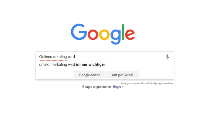 Online-Marketing-Vorschau 2018
