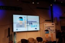 German VR Day No. 2 @ telefonica