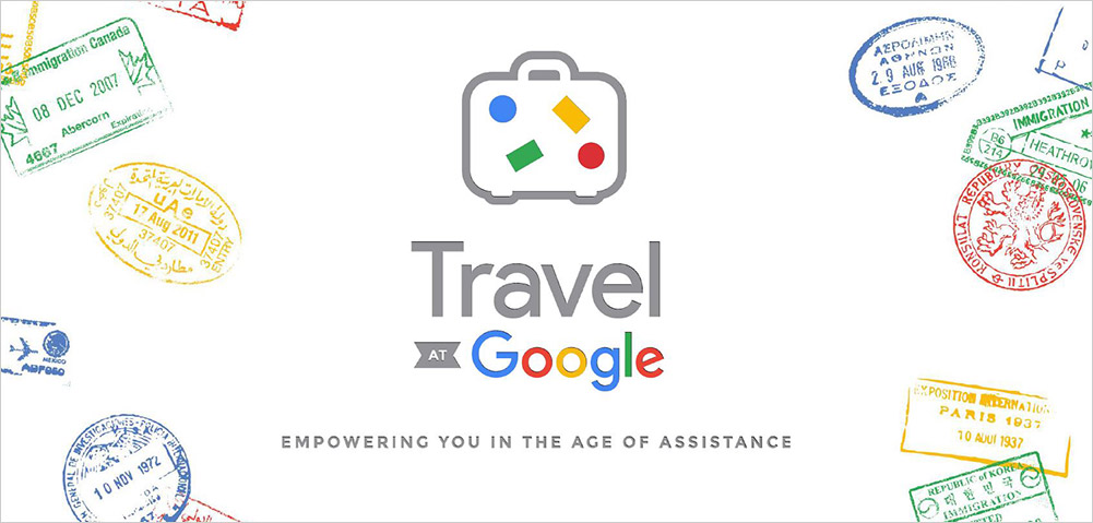 Travel at google Event 2018