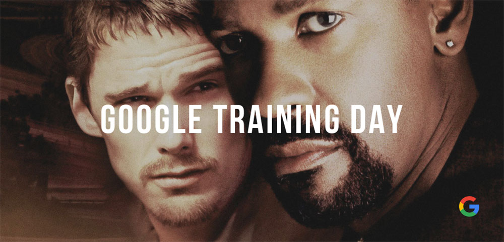 Google Training Day Berlin 2018