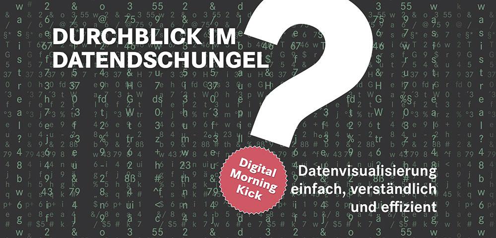 2. Digital Morning Kick - Datenvisualisierung
