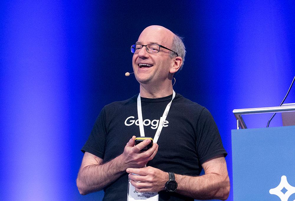 John Mueller Google Webmaster Trendanalyst