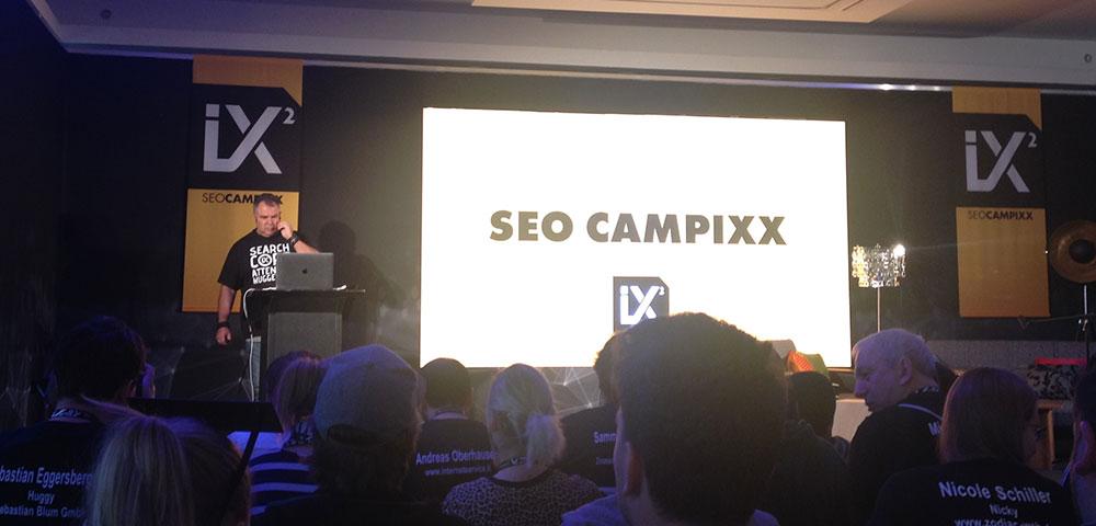 SEO Campixx 2019 Keynote mit Marco Janck