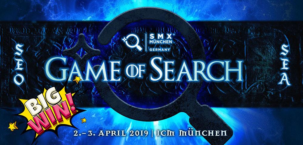 SMX München 2019 Gewinnspiel