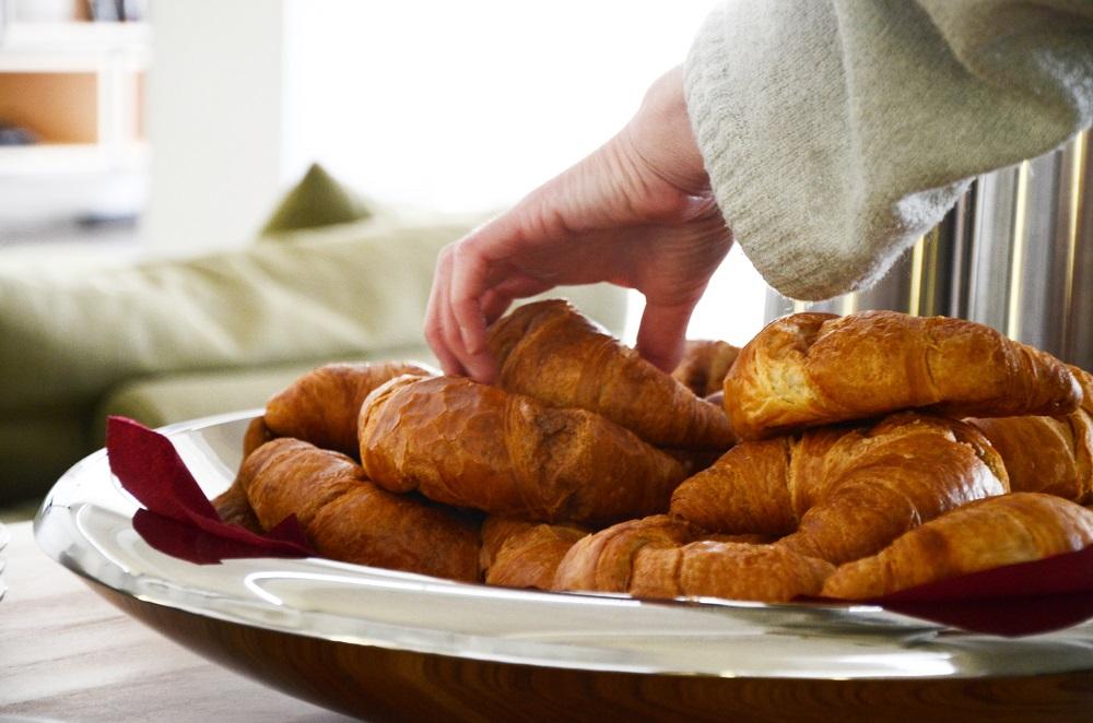 Vortrag & Networking bei Kaffee & Croissants