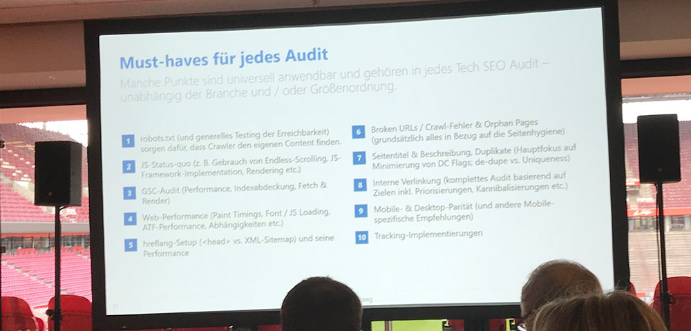 Why most SEO Audits are SH*T - Bastian Grimm