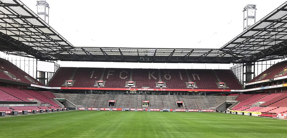 SEO-Day 2019 im Kölner Rheinenergie-Stadion