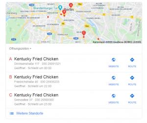 KFC ABC Pack