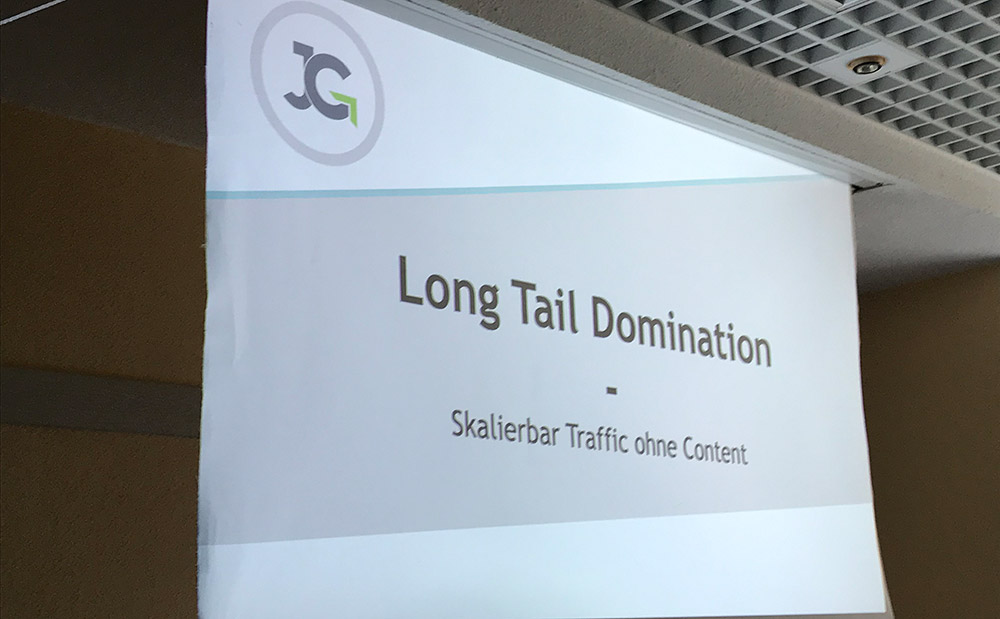 Long Tail Domination - Skalierbarer Traffic ohne Content