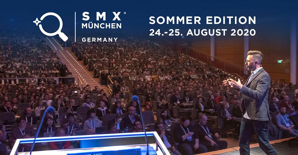 SMX München 2020 Summer Edition