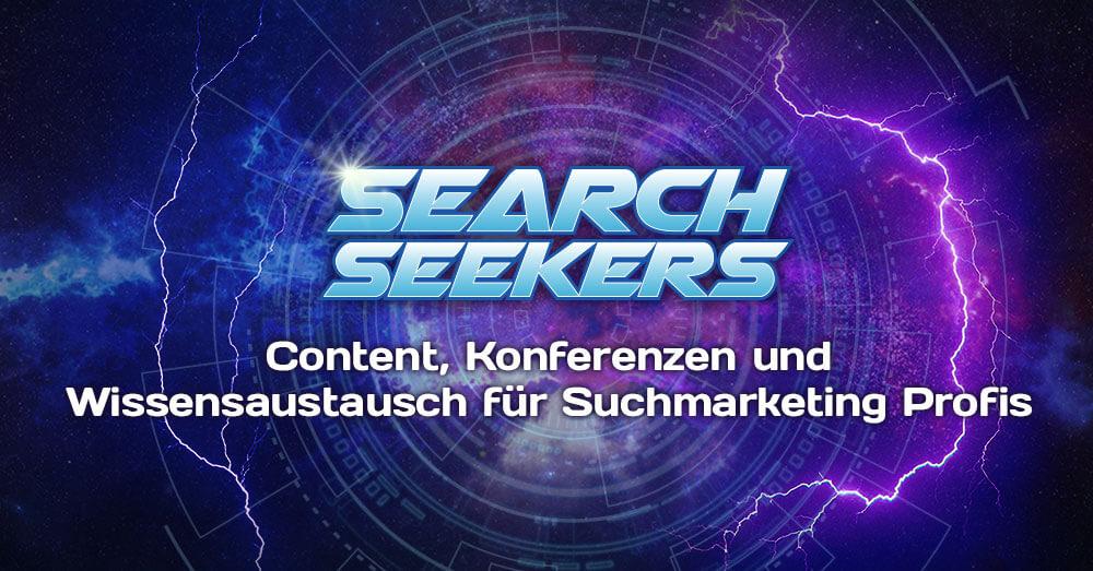 Search Seekers - Virtuelle Konferenz (SEO/SEA)