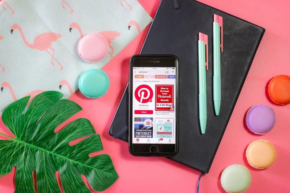 Pinterest SEO-12 Tipps
